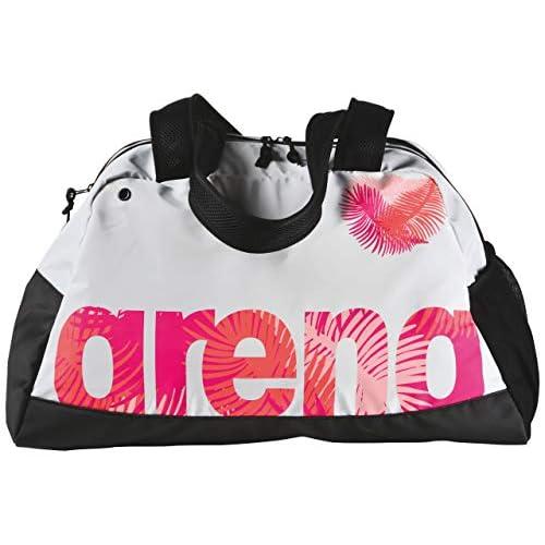 Arena Fast Woman 2 Borsa Sportiva, Donna, Bianco (White Palms), Taglia Unica