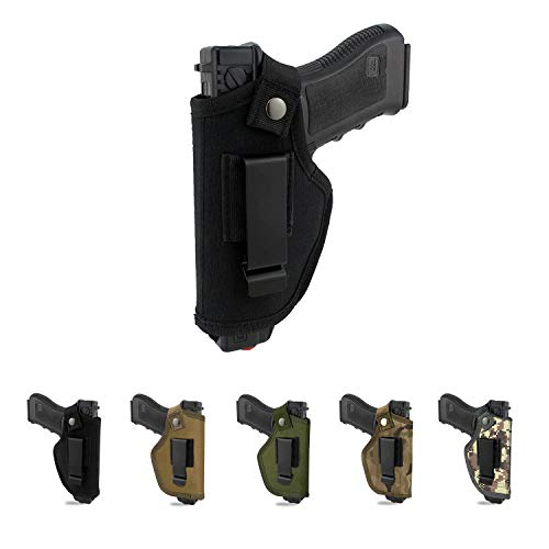 Concealed Carry Holster Metal Clip IWB OWB Holster Waistband...