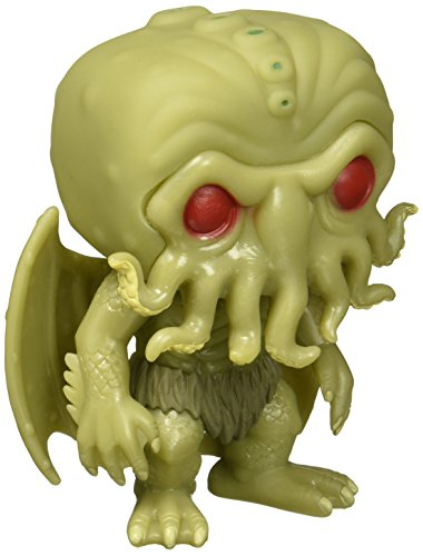 Funko - Figurine Cthulhu Glow in The Dark Exclu Pop 10cm - 0849803057015