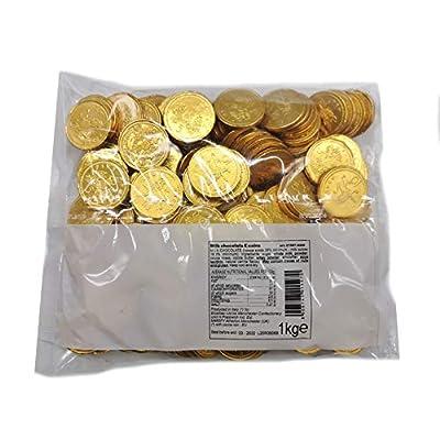 milk chocolate coins - 1kg bag Milk Chocolate Coins – 1kg Bag 41YqdPyDS3L