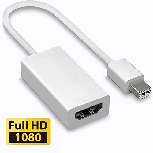 OUYAWEI Mini Display Port DP naar HDMI Adapter Kabel voor Macbook Pro Air 1080P