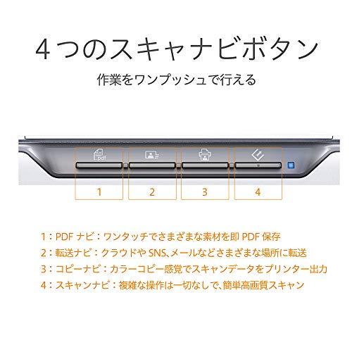 エプソンスキャナーGT-S650(フラットベッド/A4/4800dpi)