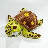 Fulinmen Juguetes de Peluche de la Felpa del Squirt, Tortuga de mar Verde de Peluche de Juguete de Felpa 40cm Buscando a Nemo