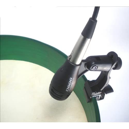 Pulse Yoga D-606 Dynamic Cardioid Snare or Tom Drum Mic Microphone