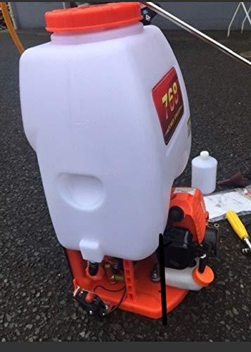 背負い式 エンジン式 噴霧機 パワー 最強25.6cc 噴霧器 25Lタンク 園芸 農業 農作業 農薬 散布 らくらく快適作業 新品