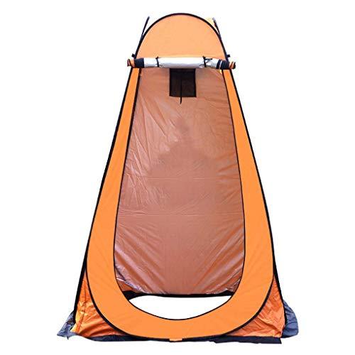 Carpas para inodoros Pop Up para Camping Ducha Carpa para Playa Portátil Camping Ducha para Inodoro Vestimenta Impermeable Picnic Pesca Espacio de privacidad Habitación