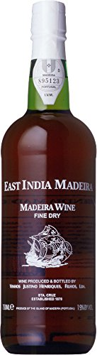East India Fine Dry Madeira Wine NV (1 x 750 ml)