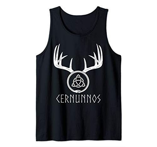 Cernunnos Celtic God Tank Top