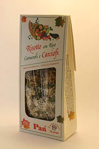 Pan - Box 6x300 g Risotti dell'Orto: Risotto con Carciofi,...