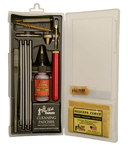 Pro Shot R25/6.5KIT .25 Caliber/6.5-mm Rifle Box Cleaning Kit, Multi