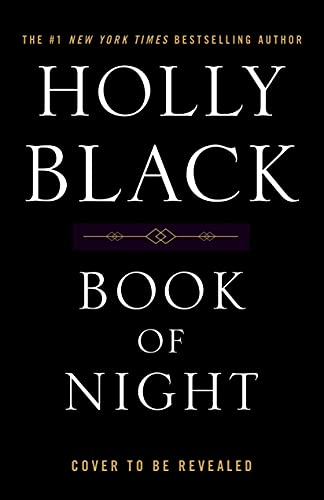 El Libro De La Noche de Holly Black
