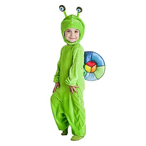 Disfraz de Caracol Infantil (3-4 años)