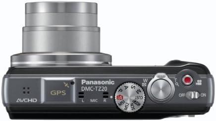Panasonic Lumix Dmc Tz20eg K Digitalkamera 3 Zoll Kamera