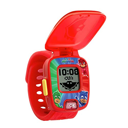 VTech PJ Masks Super Owlette Learning Watch, Red