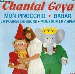 CHANTAL GOYA - MON PINOCCHIO - BABAR ...