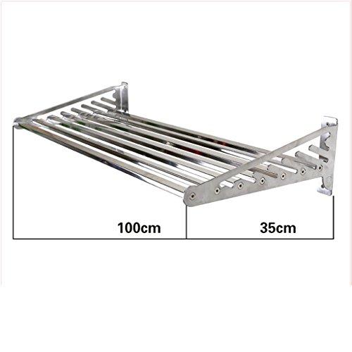 Dongyd 304 RVS Keuken Hanger Magnetron Ovens Planken Wandplank Opslag Rek Gescheiden Plank Ondersteuning