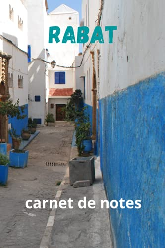 Rabat:carnet de notes 140 pages