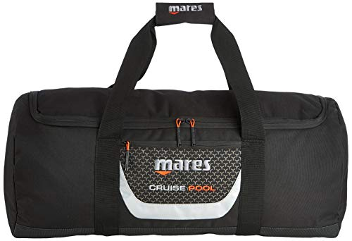 Mares Unisex's CRUISE POOL Bag, Black, One Size