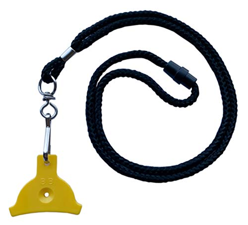 Boulder Bluff (BB) Shepherds Whistle Bundle with Lanyards Variable Pitch...