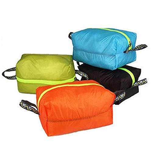 Hainice Zapato Bolsa Bolsa de Almacenamiento Organizador Impermeable portátil con asa para Entrenadores de Viajes a Golf Arranque 4PCS XL