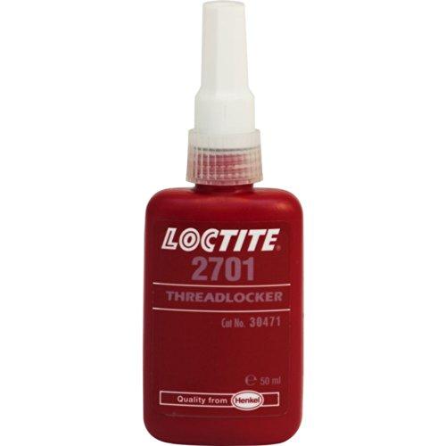 Véritable 1 x Frein filet Loctite 2701 Flacon de 50 ml adhésif Colle – Part.