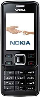 هاتف نوكيا 6300 - لون اسود، يعمل بشريحة اتصال واحدة غير مقفول الشريحة. منتج نوكيا الأصلي 100%