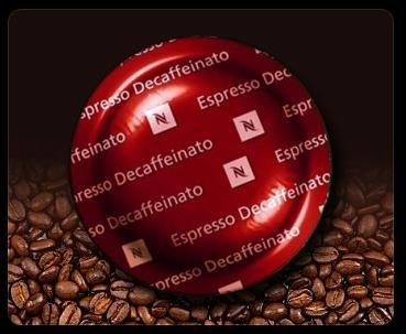 Nespresso Pro Gemini Espresso Decaffeinato, 50 Kapseln