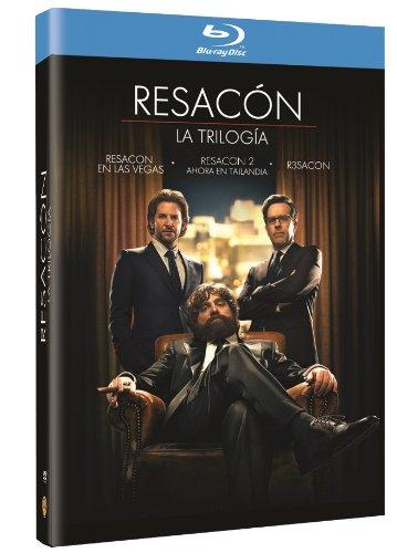 Resacon - Trilogia Blu-Ray [Blu-ray]