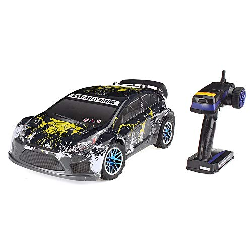 RC Cars Spielzeug 10.01 2.4G 4WD 18cxp Motor RC-Car Verbrenner Sport Rally Racing Off-Road LKW Tough Model Car (Color : Multi-Colored, Size : One Size)