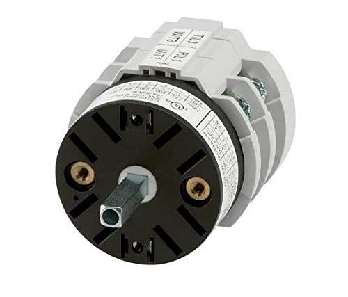 bremas CA01600G4RL6 interruttore quadripolare 4 poli 16A manopola lucchettabile