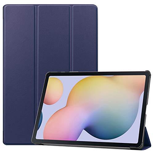 TingYR Funda para Huawei MatePad Pro 10.8 2021 Funda Tableta, Piel, Soporte Plegable, Protección Todo Incluido, Carcasa para Huawei MatePad Pro 10.8 2021.(Azul)