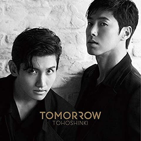 [Album]TOMORROW – 東方神起[FLAC + MP3]