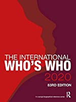 The International Who's Who 2020