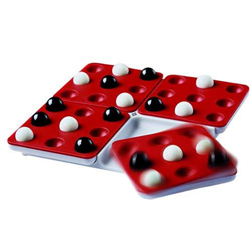 Gedankenbrettspiel für Kinder und Erwachsene, intelligentes Lern-Spielzeug, Pentago-Spiel, Fantasie-Spielzeug für Kinder, Pentago-Spiel