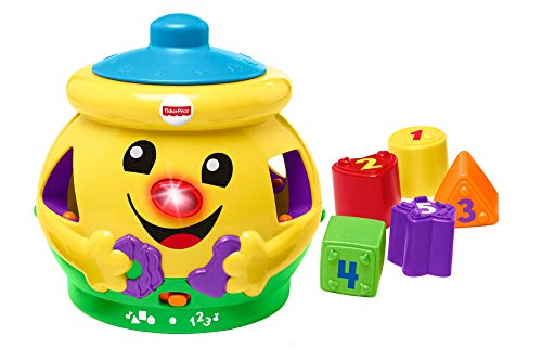 Fisher-Price – Laugh & Learn – Cookie Shape Surprise (Englische Sprache)