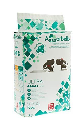 Ferribiella IGN01B Tappetini Igienici per Cani, Ultra...