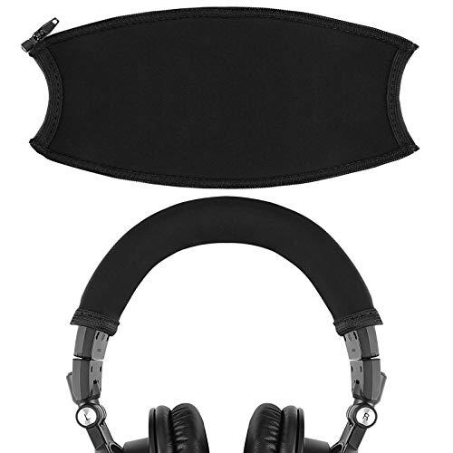 Geekria - Funda compatible con auriculares ATH M50x, M50xWH, M50xBB para reparación de diademas, fácil instalación, no necesita herramientas.