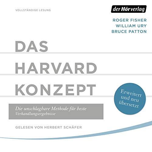 Das Harvard-Konzept  By  cover art