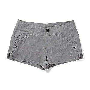 PELAGIC Deep Sea Hybrid Fishing Shorts - Womens | Size 6 | Grey