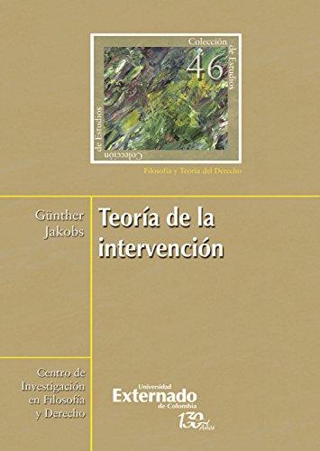 Teoría de la intervención (Spanish Edition)