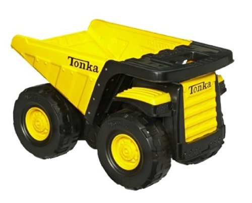 Tonka Dump Truck (Black Handle)