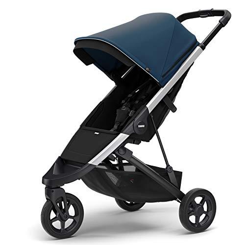 Thule Spring Stroller, Majolica Blue (11300103)