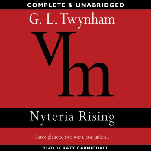 Nyteria Rising cover art