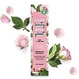 Love Beauty & Planet Dentifrice Vegan Rose et Aloé Vera, Protection Complète Certifié Vegan 75ml