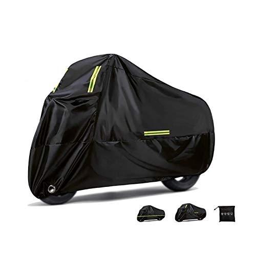 Fundas para motos Cubierta de la motocicleta Compatible con la cubierta de la moto MV Agusta Brutale 800 RR LH44, Campana de bicicleta duradera a prueba de agua a prueba de agua a prueba de agua con u