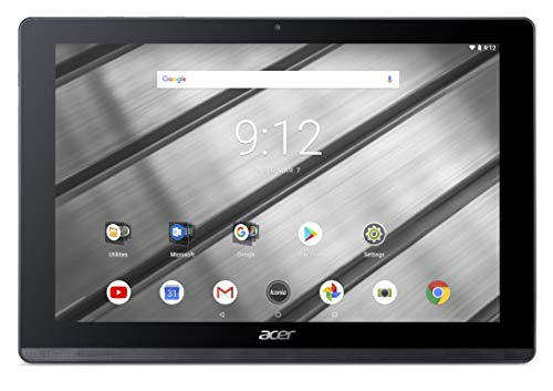 Acer Iconia One 10 B3-A50 Tablet (MediaTek 8167A Cortex A35 1.3GHz Processor, 2 GB RAM, 16GB eMMC, 10.1 inch HD Display, Android 8.1, Iron)