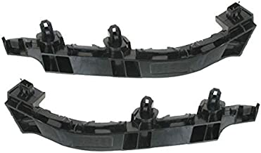 Koolzap For 11-14 200 Front Bumper Face Bar Retainer Mounting Brace Bracket SET PAIR