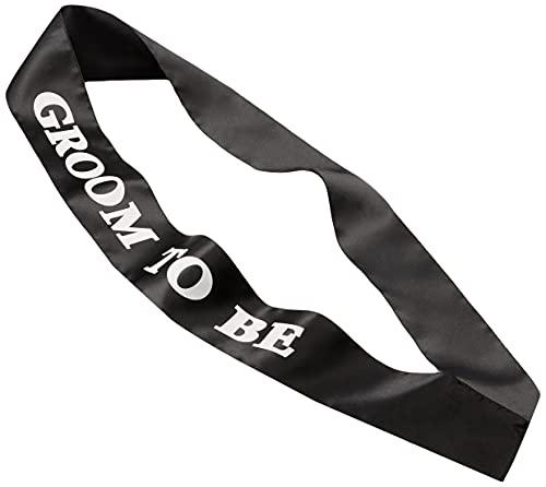 Alandra Party g Groom to be Sash, unisex, taglia unica