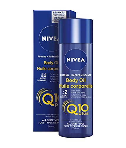 Nivea q10plus firming body oil, 200ml