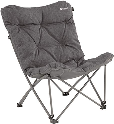 Outwell Fremont Lake Stuhl Grey 2021 Campingstuhl